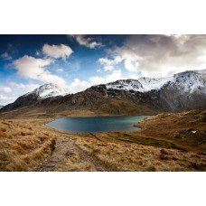 Cwm Idwal and Tryfan