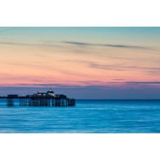 Llandudno Pier Sunset