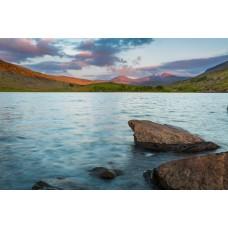 Snowdon Sunrise from Llyn Mymbr